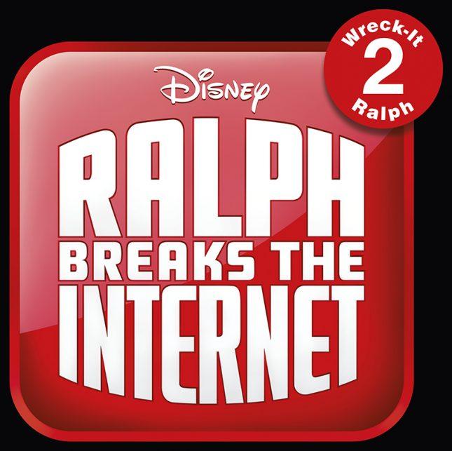 ralph breaks the internet wreck it ralph 2 logo 645x643 - Sinopsis Oficial de Ralph el Demoledor 2