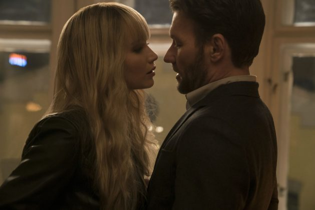 red sparrow jennifer lawnrece joel edgerton 629x420 - Trailer de Red Sparrow con Jennifer Lawrence