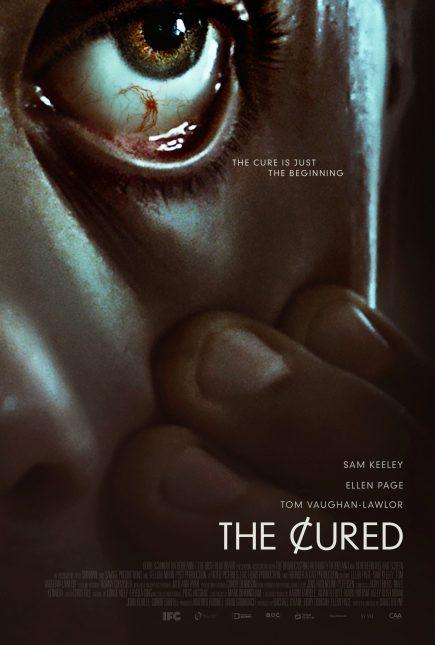 the cured poster 435x645 - Trailer de The Cured: Ellen Page en el Apocalipsis Zombie
