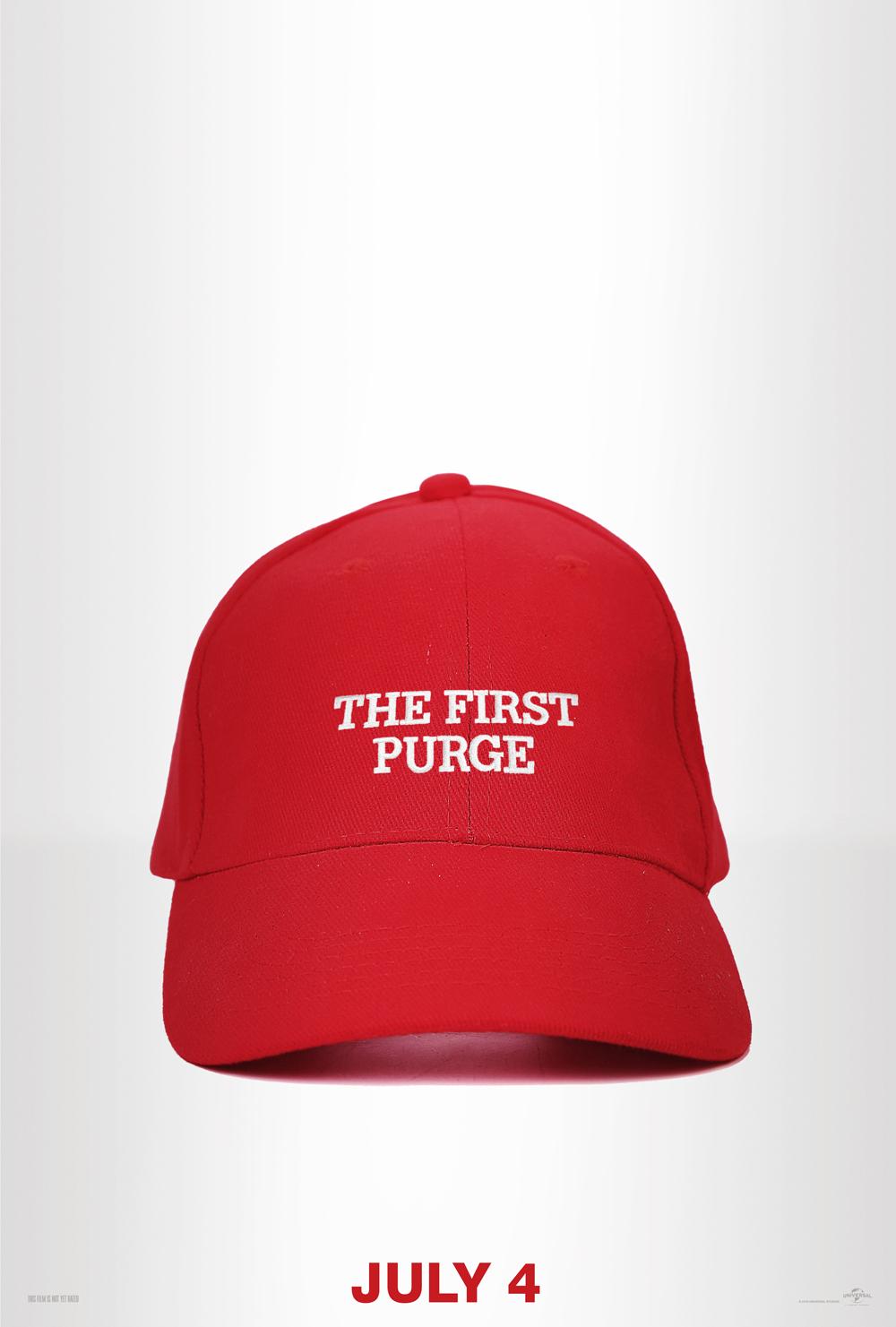 the first purge poster - Teaser de la Precuela de 12 Horas para Sobrevivir: The First Purge