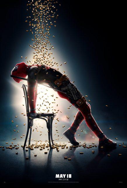 deadpool 2 poster 1 435x645 - Conoce a Cable en el Nuevo Trailer de Deadpool 2