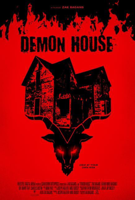 demon house poster 435x645 - Trailer de Demon House: El Documental Sobre una Casa Embrujada Real