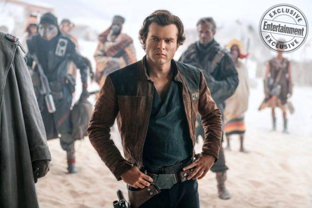han solo movie images alden ehrenreich ew 630x420 - Harrison Ford fue Asesor en Solo: Una Historia de Star Wars