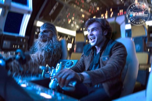 han solo movie images chewbacca ew 630x420 - Harrison Ford fue Asesor en Solo: Una Historia de Star Wars