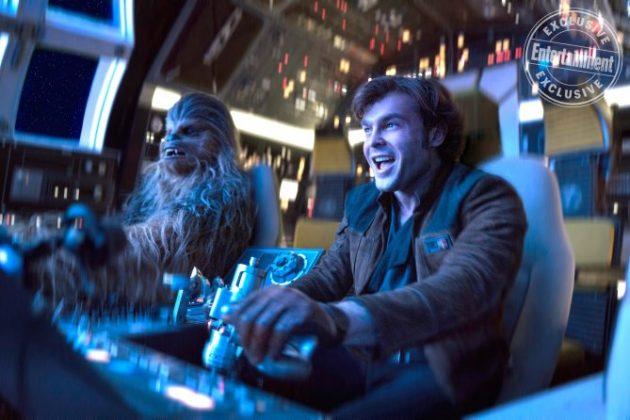 han solo movie images chewbacca ew 630x420 - Harrison Ford fue Asesor en Solo: Una Historia de Star Wars