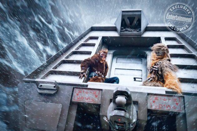 han solo movie images han chewie ew 630x420 - Harrison Ford fue Asesor en Solo: Una Historia de Star Wars