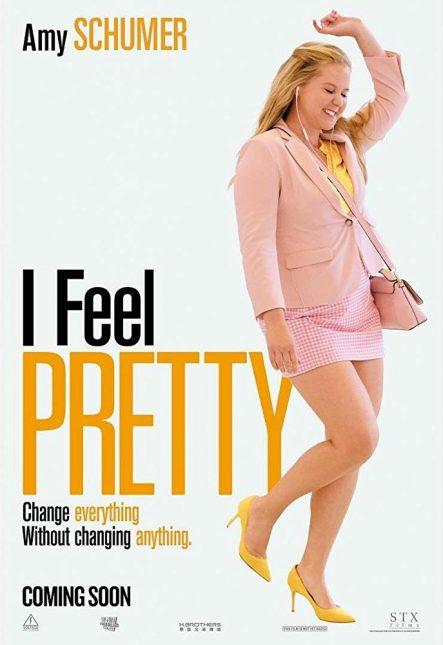 i feel pretty poster 443x645 - Trailer de I Feel Pretty con Amy Schumer
