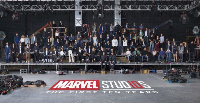 mcu class photo 645x331 - El Décimo Aniversario del Universo Cinematográfico Marvel