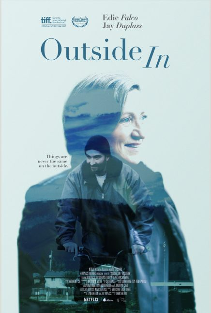outside in poster 436x645 - Trailer de Outside In