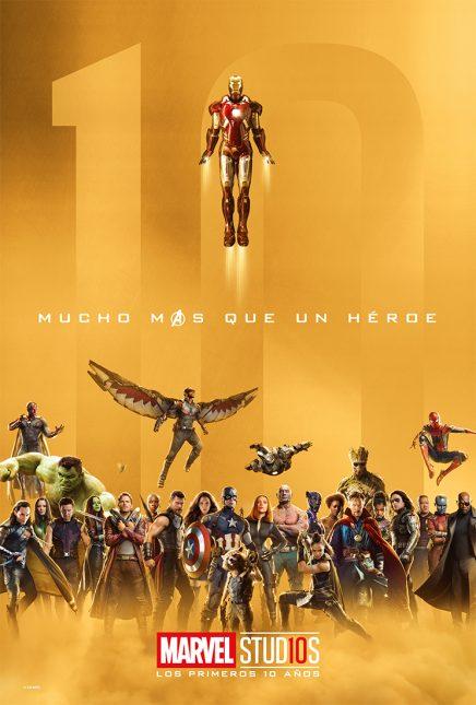 03A MARVEL10 1Sheet LAS 436x645 - 10 Años de Marvel: Galería con el Arte Conceptual de Iron Man
