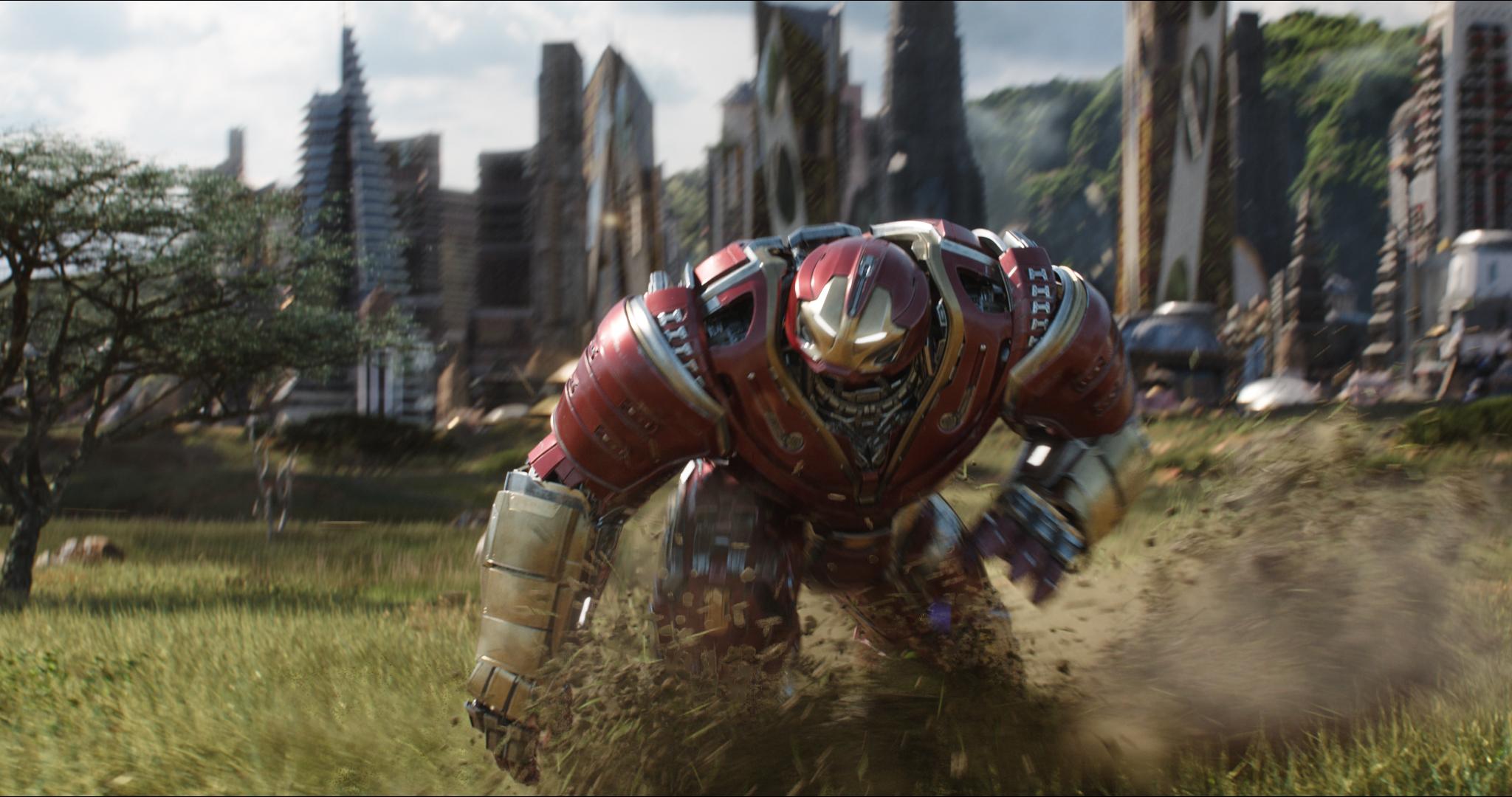 avengers infinity war image big iron man - Avengers: Infinity War - La Reseña Cinergetica (Spoilers) y Análisis