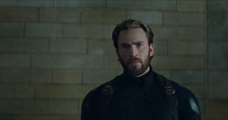 avengers infinity war image captain america 796x420 - Galería de Imágenes de Avengers: Infinity War