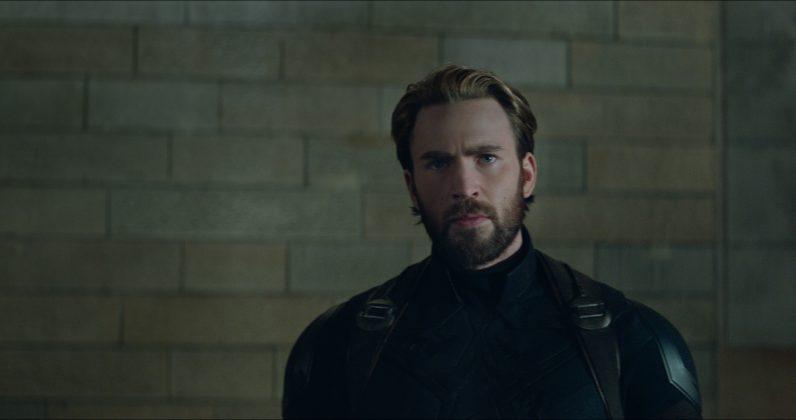 avengers infinity war image captain america 796x420 - Galería de Imágenes de Avengers: Infinity War