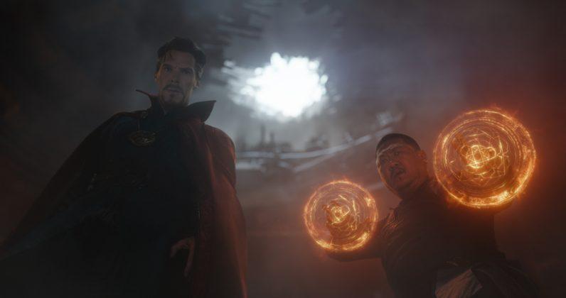 avengers infinity war image dr strange 796x420 - Galería de Imágenes de Avengers: Infinity War