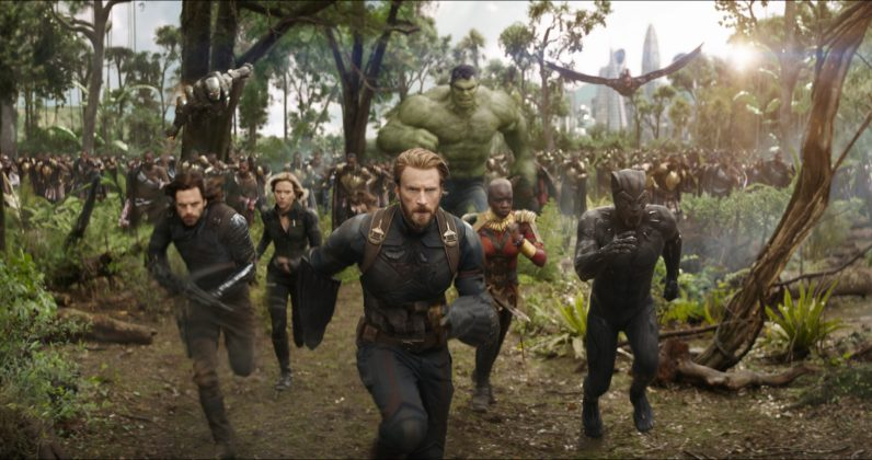 avengers infinity war image group 796x420 - Galería de Imágenes de Avengers: Infinity War