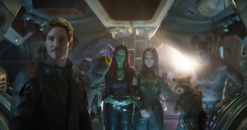 avengers infinity war image guardians 797x420 - Galería de Imágenes de Avengers: Infinity War