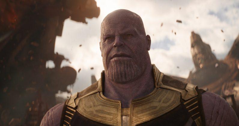 avengers infinity war image thanos 796x420 - Galería de Imágenes de Avengers: Infinity War