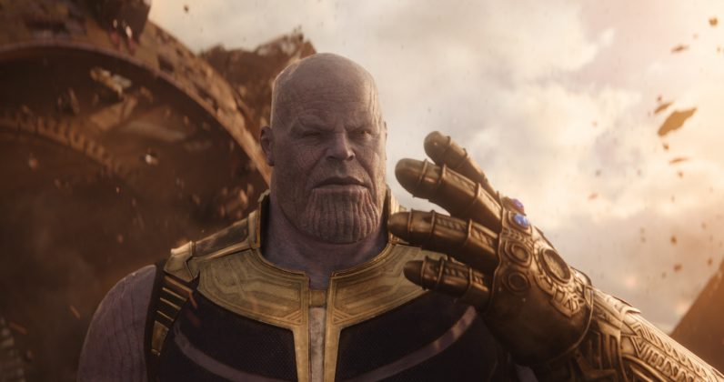 avengers infinity war image thanos stones 796x420 - Galería de Imágenes de Avengers: Infinity War