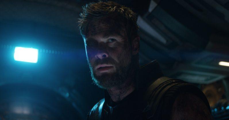 avengers infinity war image thor 797x420 - Galería de Imágenes de Avengers: Infinity War