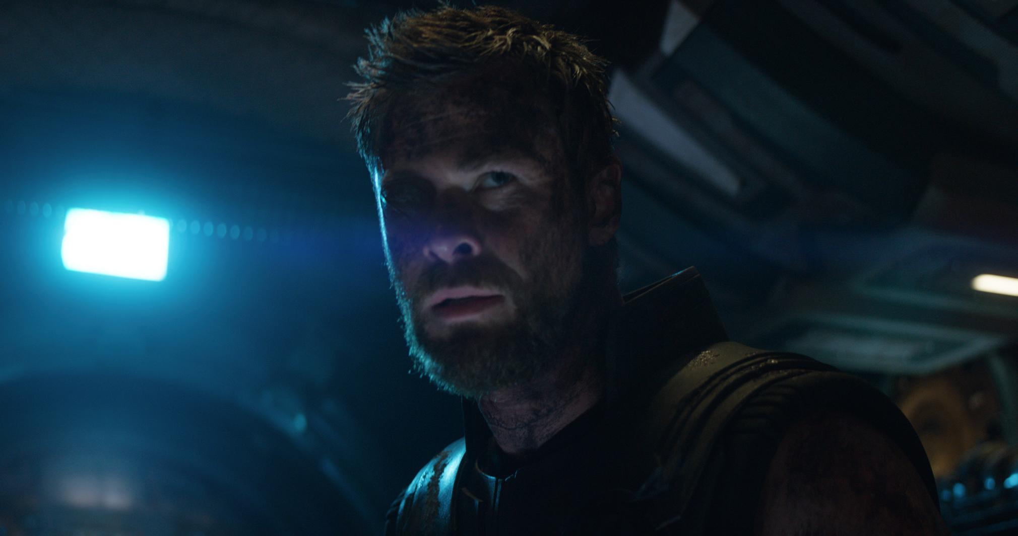 avengers infinity war image thor - Avengers: Infinity War - La Reseña Cinergetica (Spoilers) y Análisis