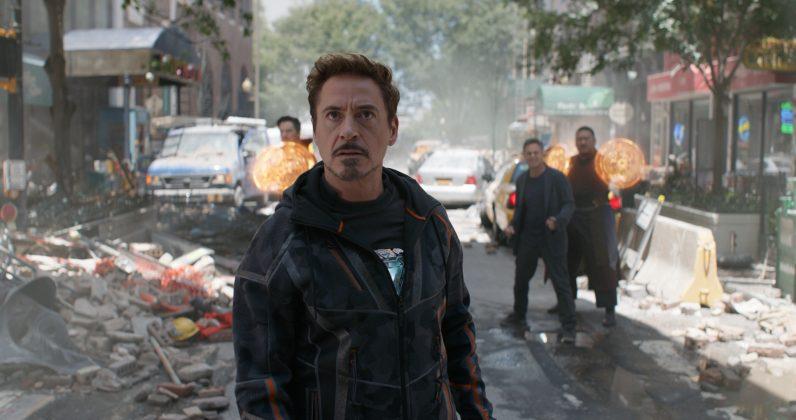 avengers infinity war image tony stark 796x420 - Galería de Imágenes de Avengers: Infinity War