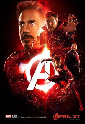 avengers infinity war iron man doctor strange 288x420 - Los Personajes de Avengers: Infinity War