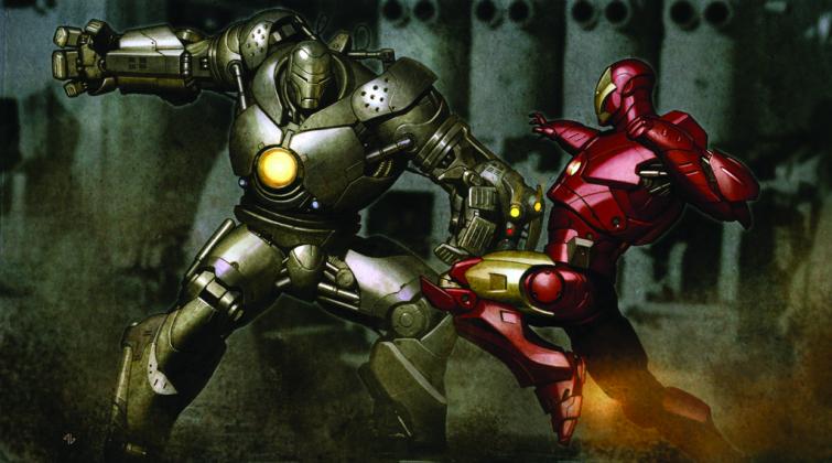 cdvim01b.poster.size 1024 755x420 - 10 Años de Marvel: Galería con el Arte Conceptual de Iron Man