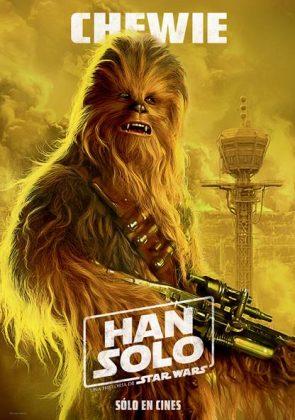 image011 295x420 - Los Nuevos Pósters con los Personajes de Solo: Una Historia de Star Wars
