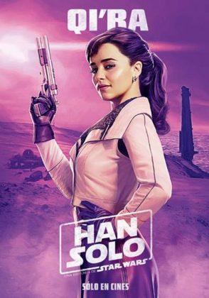 image013 294x420 - Los Nuevos Pósters con los Personajes de Solo: Una Historia de Star Wars