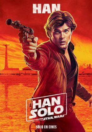 image014 293x420 - Los Nuevos Pósters con los Personajes de Solo: Una Historia de Star Wars