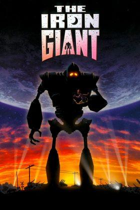 irongiant poster 280x420 - Tributo de Ready Player One a Películas Clásicas en Pósters