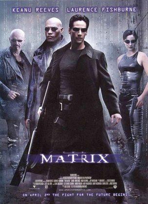 matrix poster 304x420 - Tributo de Ready Player One a Películas Clásicas en Pósters
