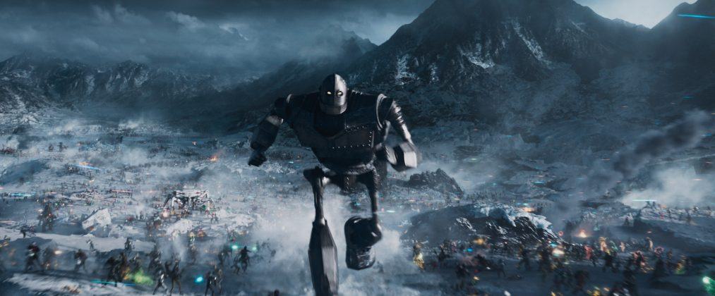 ready player one movie image iron giant 1013x420 - Galería de Imágenes de Ready Player One