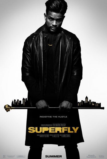 superfly poster 435x645 - Teaser de Superfly
