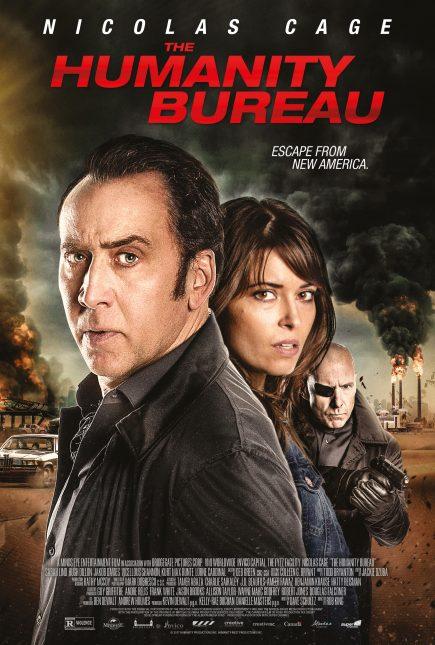 the humanity bureau poster 435x645 - Nuevo Trailer de The Humanity Bureau con Nicolas Cage