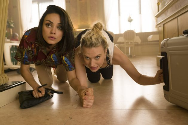 the spy who dumped me mila kunis kate mckinnon 629x420 - Mira el Trailer de The Spy Who Dumped Me con Kate McKinnon y Mila Kunnis