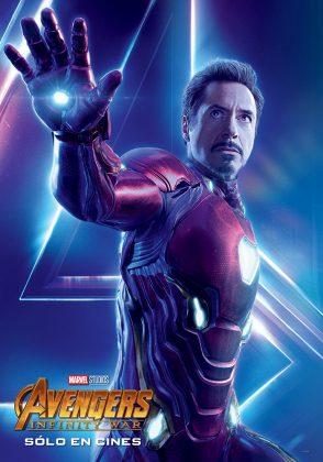 MRYLU 009E G SPA AR 70x100 6 294x420 - Todos los Personajes de Avengers: Infinity War