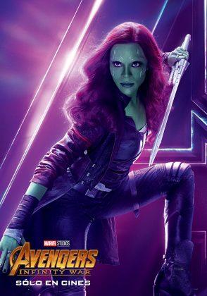 MRYLU 010F G SPA AR 70x100 3 294x420 - Todos los Personajes de Avengers: Infinity War