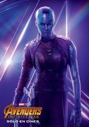 MRYLU 010F G SPA AR 70x100 6 294x420 - Todos los Personajes de Avengers: Infinity War