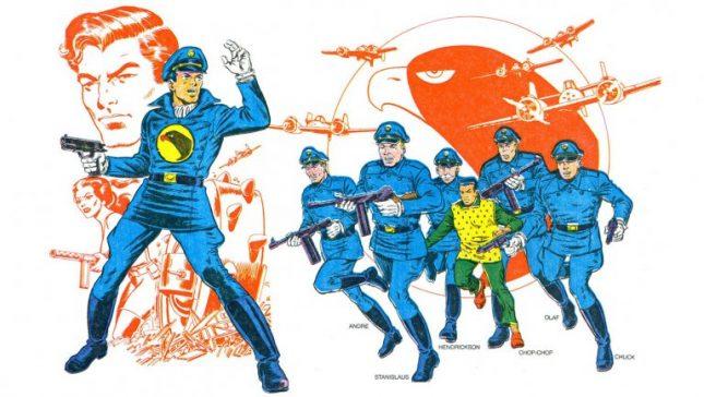 blackhawk  645x364 - Steven Spielberg Entrará al Universo DC con Blackhawk