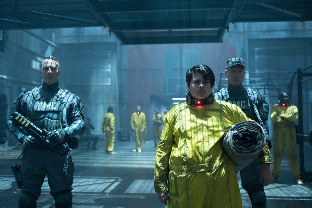 deadpool 2 julian dennison 630x420 - Galería de Imágenes de Deadpool 2