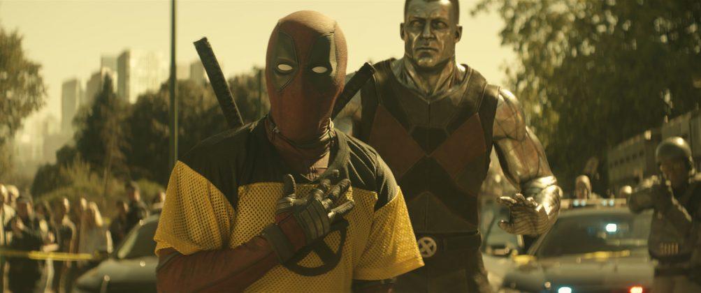 deadpool 2 ryan reynolds colossus 1003x420 - Galería de Imágenes de Deadpool 2