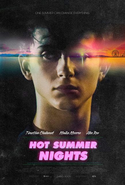 hot summer nights poster 435x645 - Trailer de Hot Summer Nights
