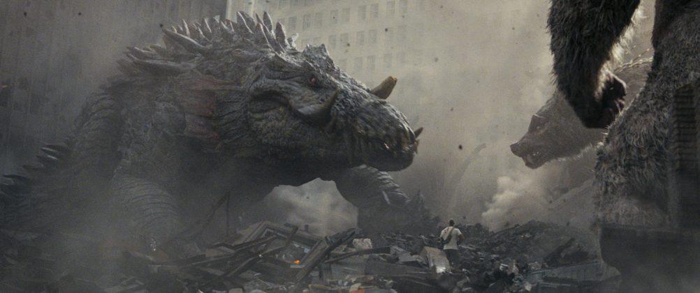rampage alligator 1002x420 - Galería de Imágenes de Rampage: Devastación con las Bestias
