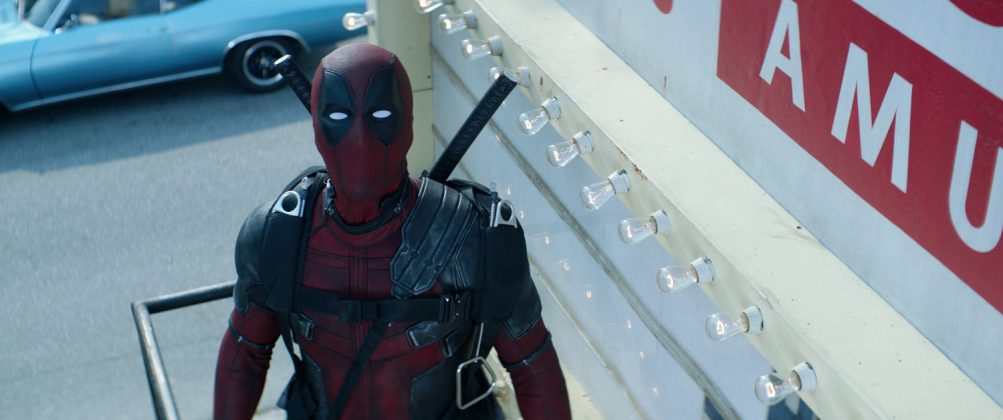 ryan reynolds deadpool 2 image 1003x420 - Galería de Imágenes de Deadpool 2