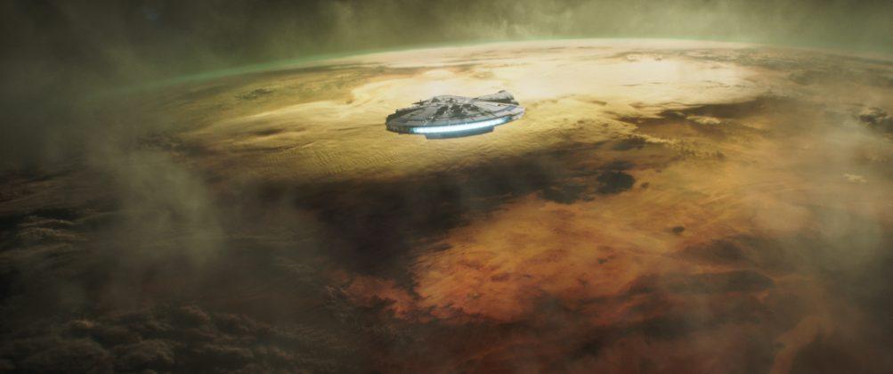 solo a star wars story falcon 1003x420 - Nuevo Trailer de Solo: Una Historia de Star Wars