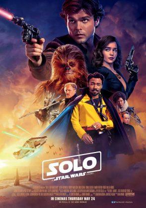solo a star wars story uk poster 294x420 - Pósters con los Personajes de Solo: Una Historia de Star Wars