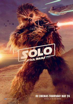 solo ukposters chewbacca 294x420 - El nuevo Han Solo tiene contrato para tres películas más