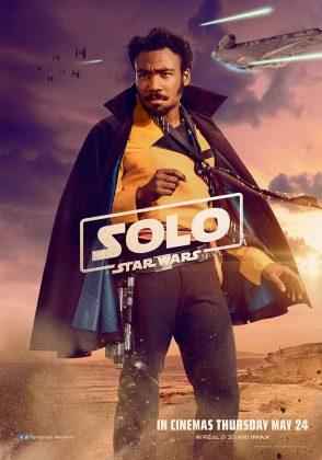 solo ukposters lando 294x420 - El nuevo Han Solo tiene contrato para tres películas más