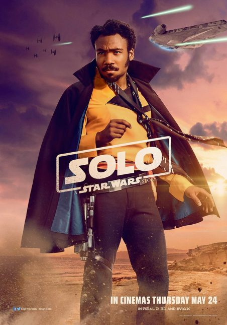 solo ukposters lando 452x645 - El spinoff de Lando Calrissian es una posibilidad